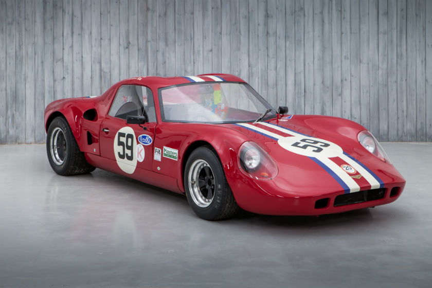 The Ex - Lord Clydesdale Targa Florio, Monza and Spa 1000km 1968 Chevron B8 For Sale at William I'Anson Ltd