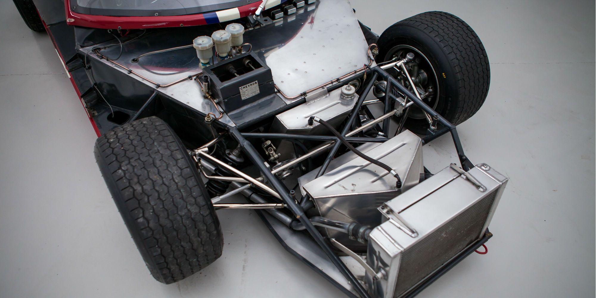 The Ex – Lord Clydesdale Targa Florio, Monza and Spa 1000km 1968 Chevron B8