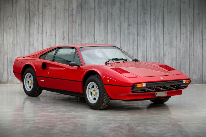 1977 Ferrari 308 GTB For Sale at William I'Anson Ltd