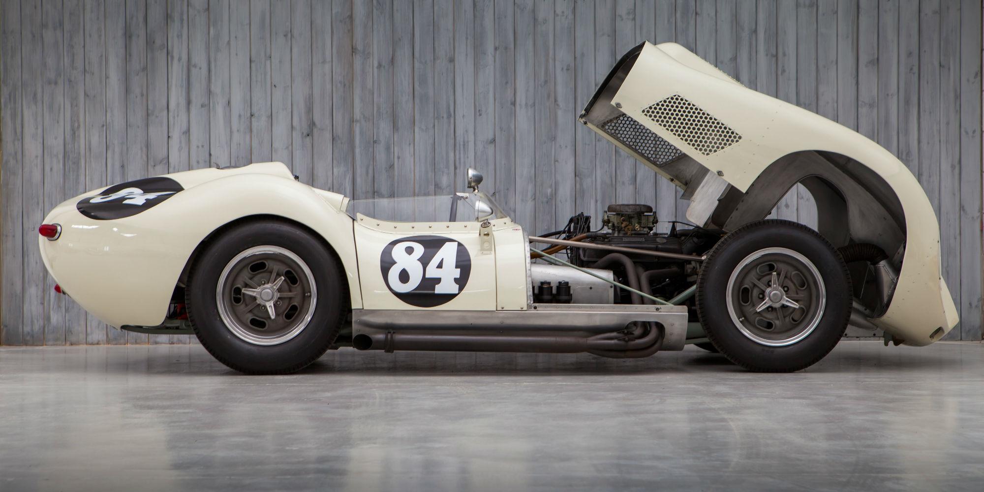 Lister Chevrolet FIA For Sale | William I\'Anson Ltd
