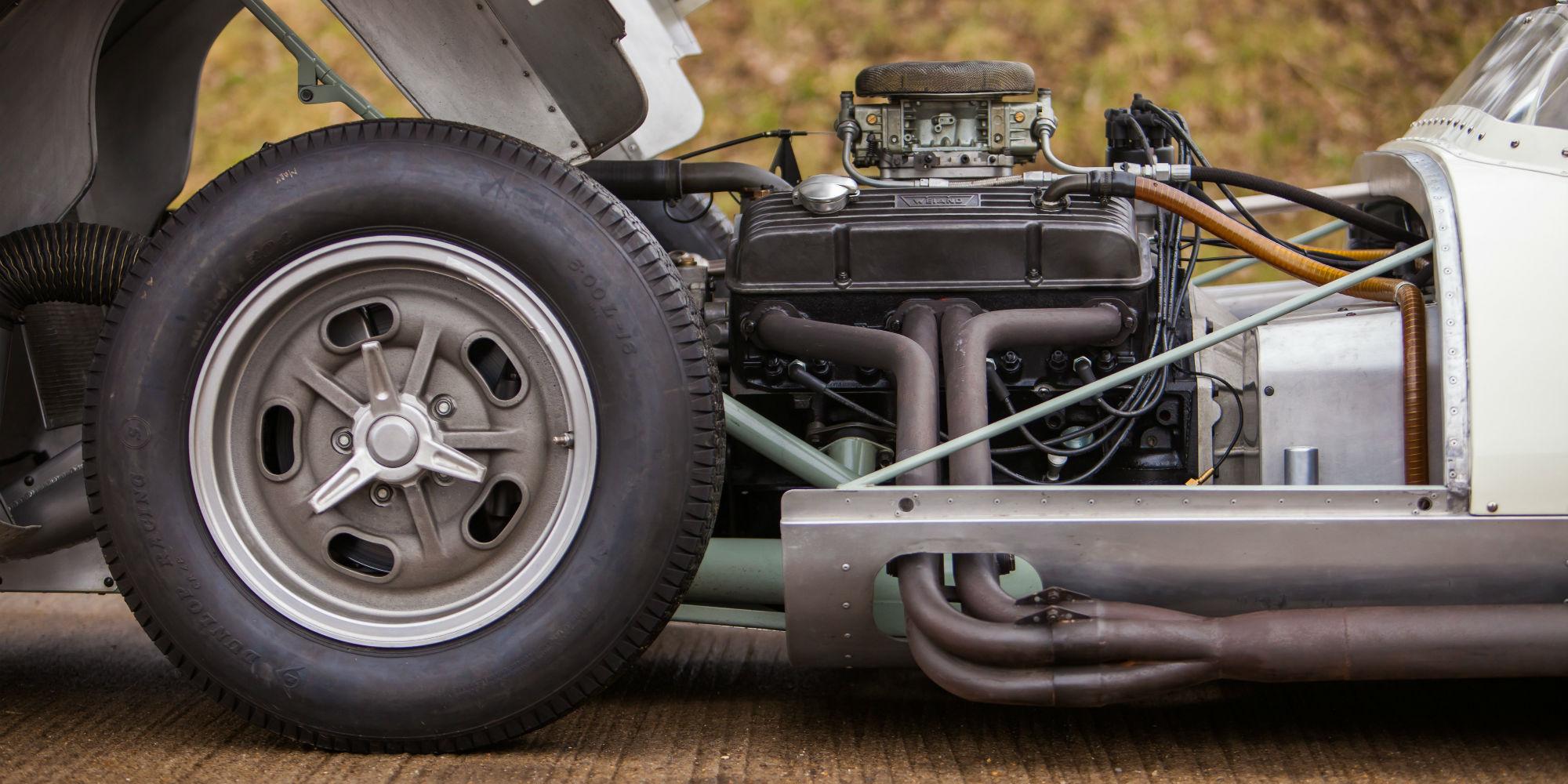 Lister Chevrolet Knobbly FIA