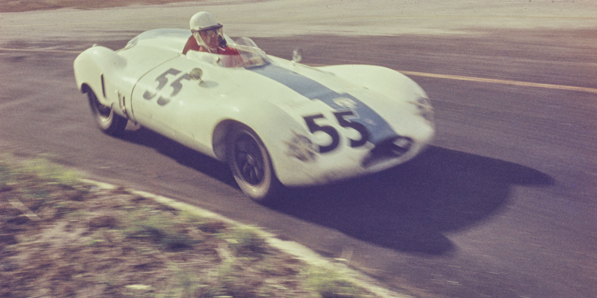 The Sebring 12 Hours Class Winning, Works Entry 1956 Cooper T39 Bobtail