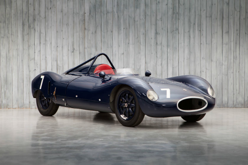 The Works Entry, Sebring 12 Hours Class Winning 1956 Cooper T39 Bobtail For Sale at William I'Anson Ltd