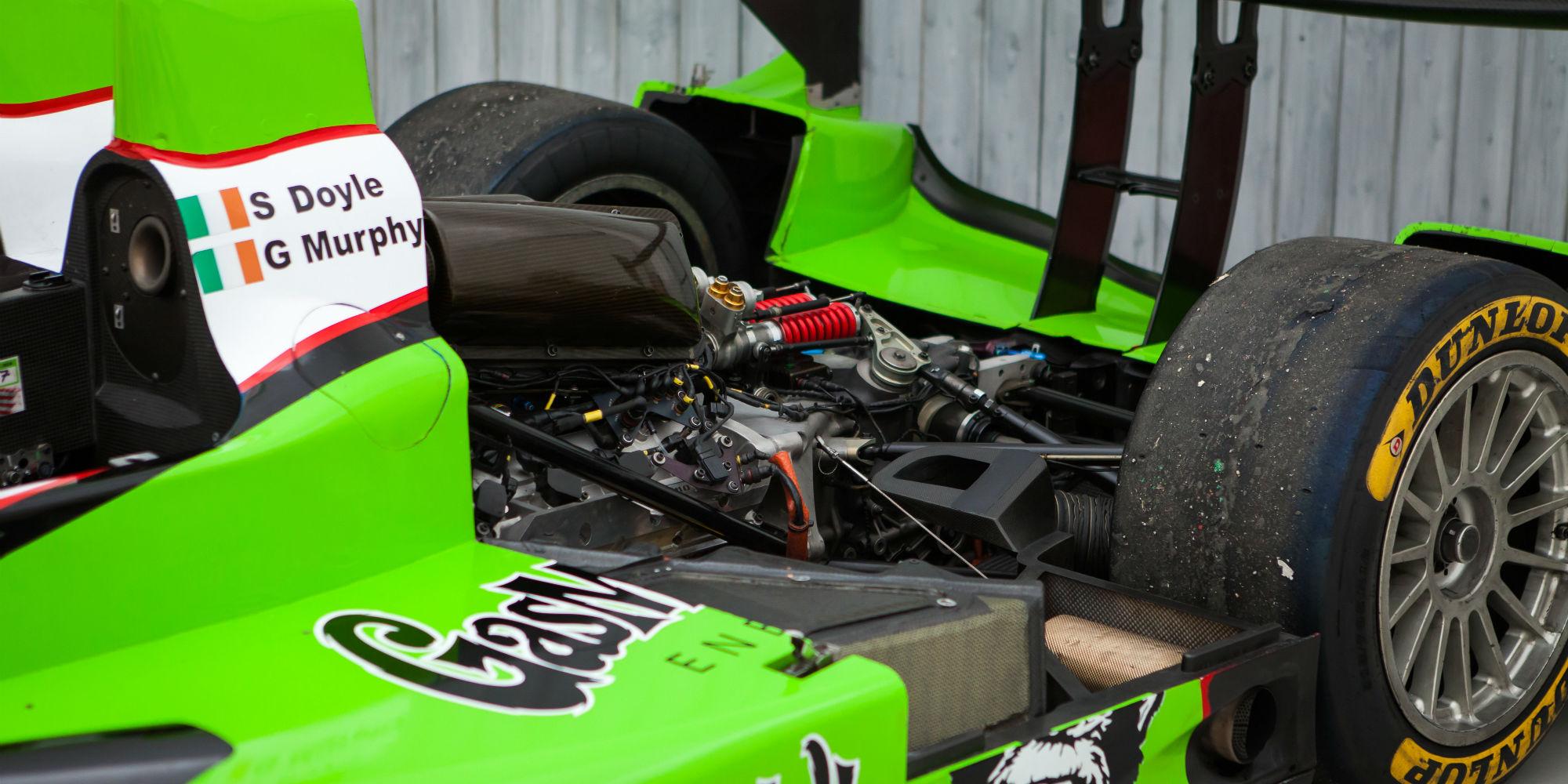 The Ex – AF Corse, Murphy Prototypes, Le Mans Veteran 2014 Oreca 03R LMP2