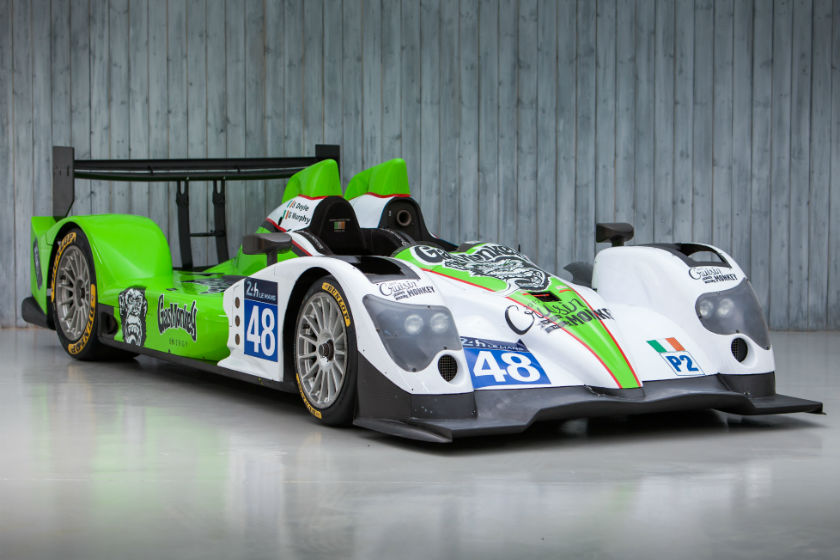 The Ex - AF Corse, Murphy Prototypes, Multiple Le Mans Veteran 2013 Oreca 03R LMP2 For Sale at William I'Anson Ltd