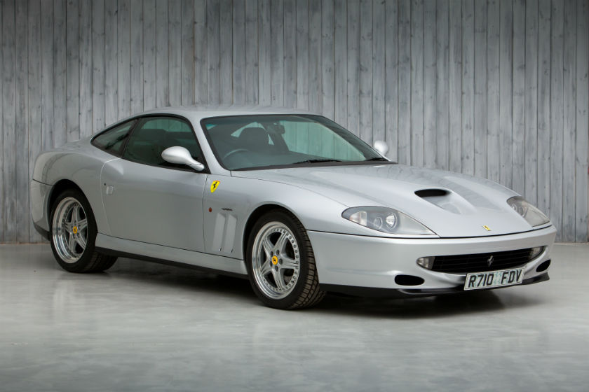 Ferrari 550 Maranello For Sale at William I'Anson Ltd