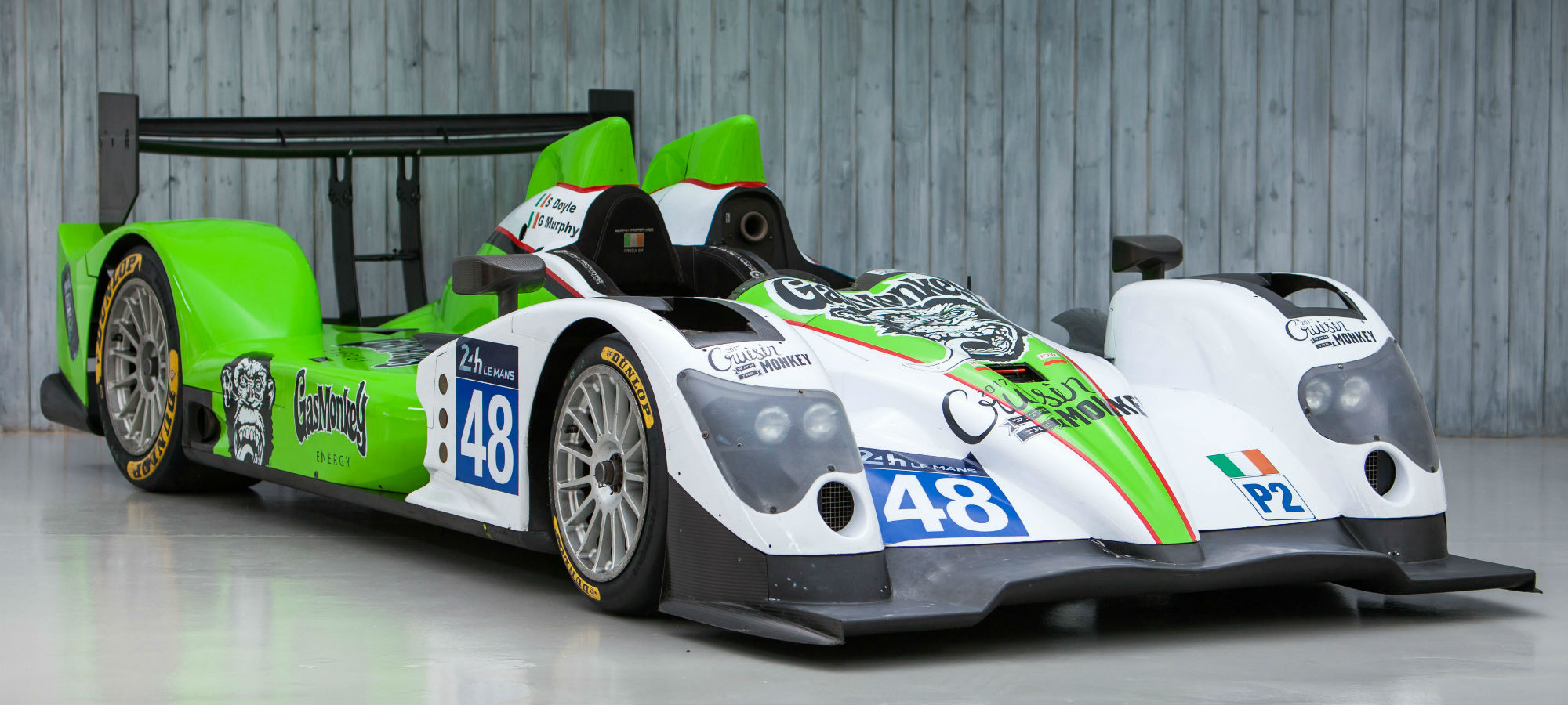 The Ex - AF Corse, Murphy Prototypes, Le Mans Veteran 2013 Oreca 03R LMP2