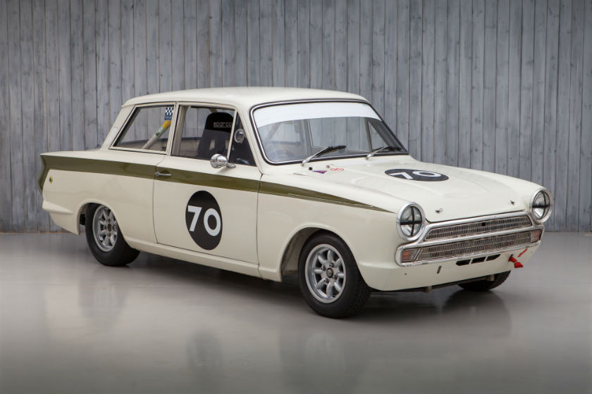 1965 Lotus Cortina FIA For Sale at William I'Anson Ltd