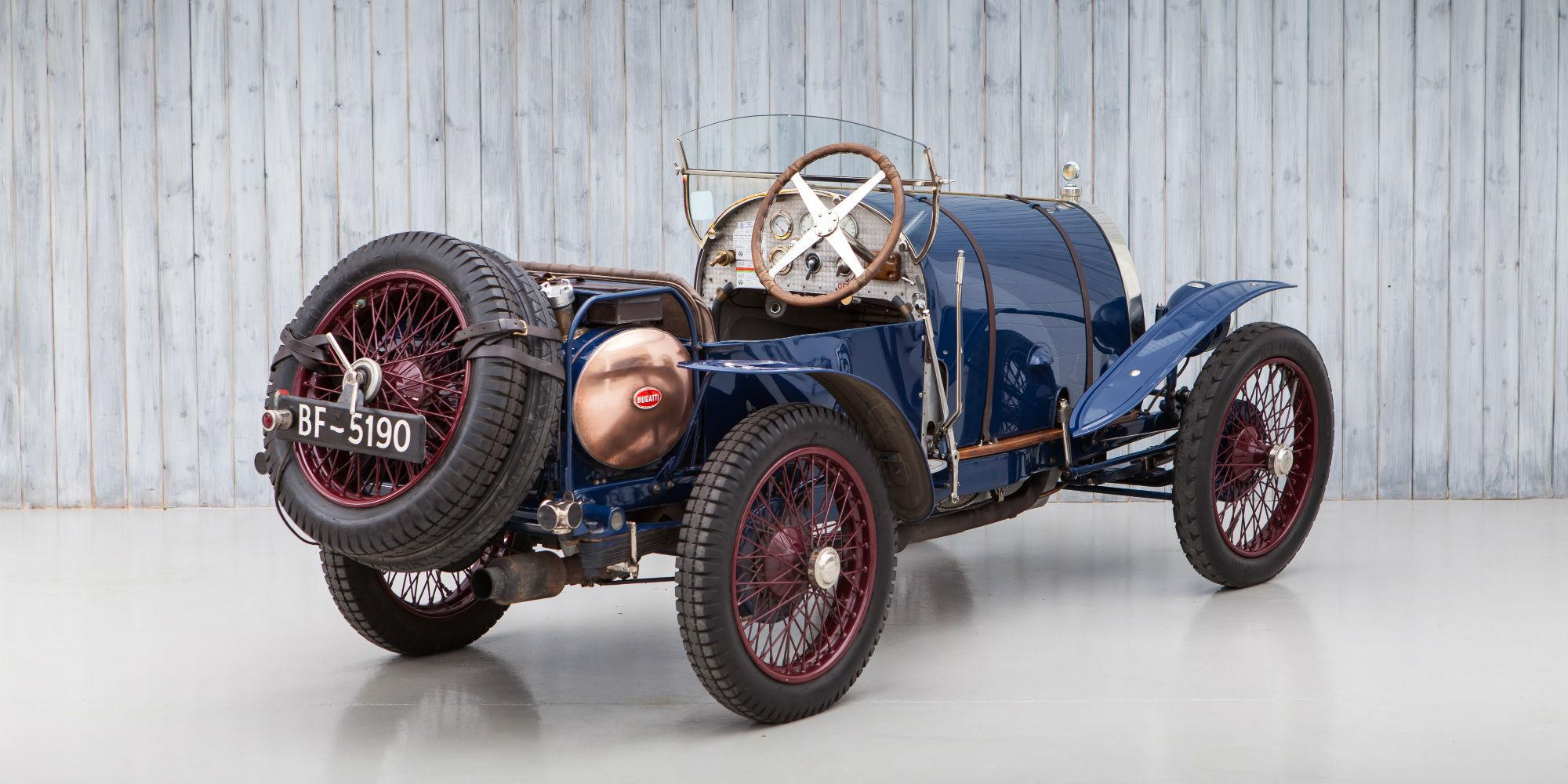 1920 Bugatti Brescia