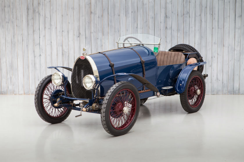 1920 Bugatti Brescia For Sale at William I'Anson Ltd