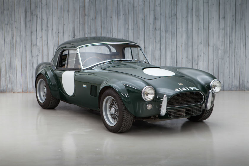 The Ex - Lord Cross 1963 AC Cobra 289 For Sale at William I'Anson Ltd