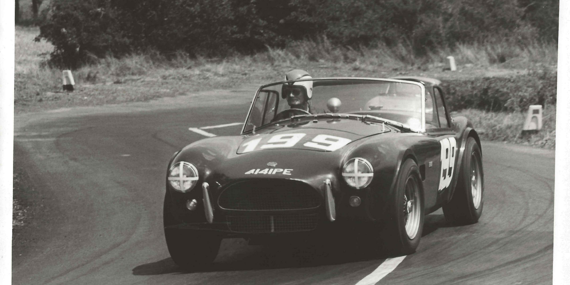 The Ex – Lord Cross, Mugello WSC, First UK & RHD 'COB' Cobra, Two Family Owners From New 1963 AC Cobra 289