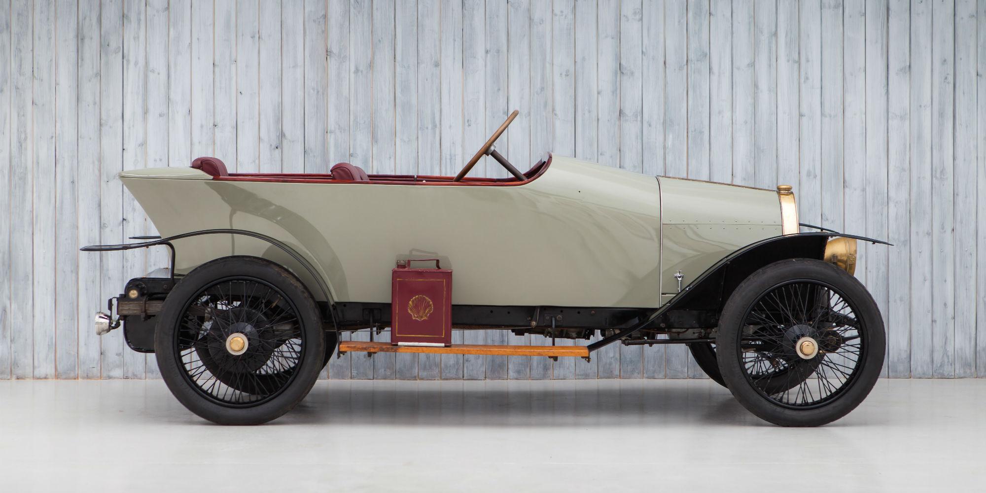 1914 Bugatti Type 15 Eight Valve