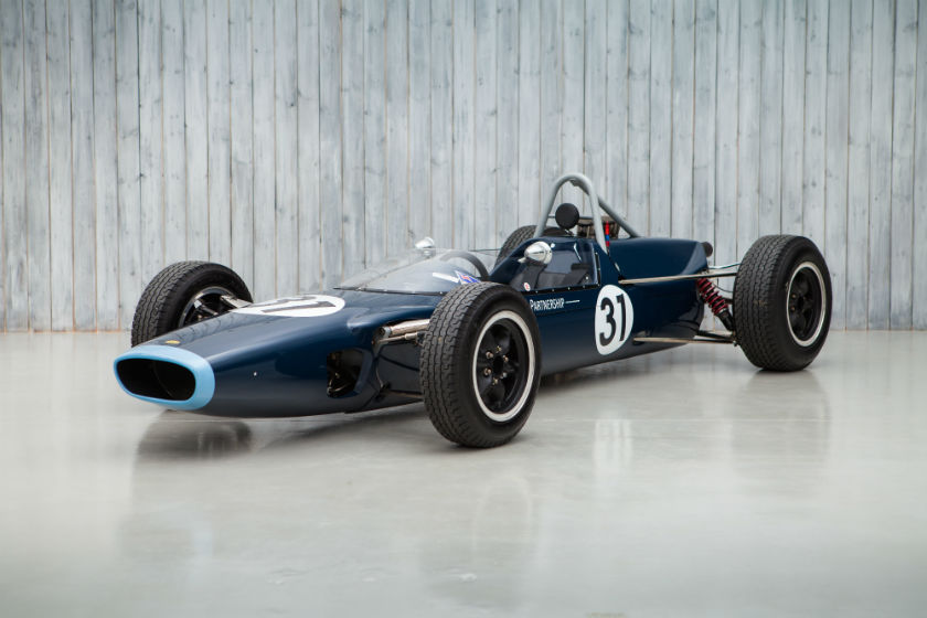 The Ex - Eric Offenstadt 1965 Lola T60 Formula 2 For Sale at William I'Anson Ltd