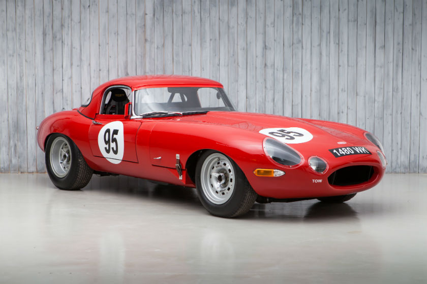 1962 Jaguar E-Type to FIA Semi Lightweight Specification For Sale at William I'Anson Ltd