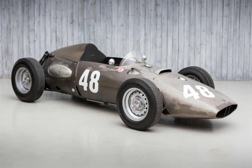 The Ex - Dan Gurney, Only International Race Winning 1960 BRM P48 Formula 1 For Sale at William I'Anson Ltd