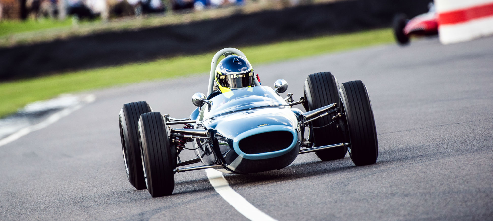 The Ex – Eric Offenstadt 1965 Lola T60 Formula 2
