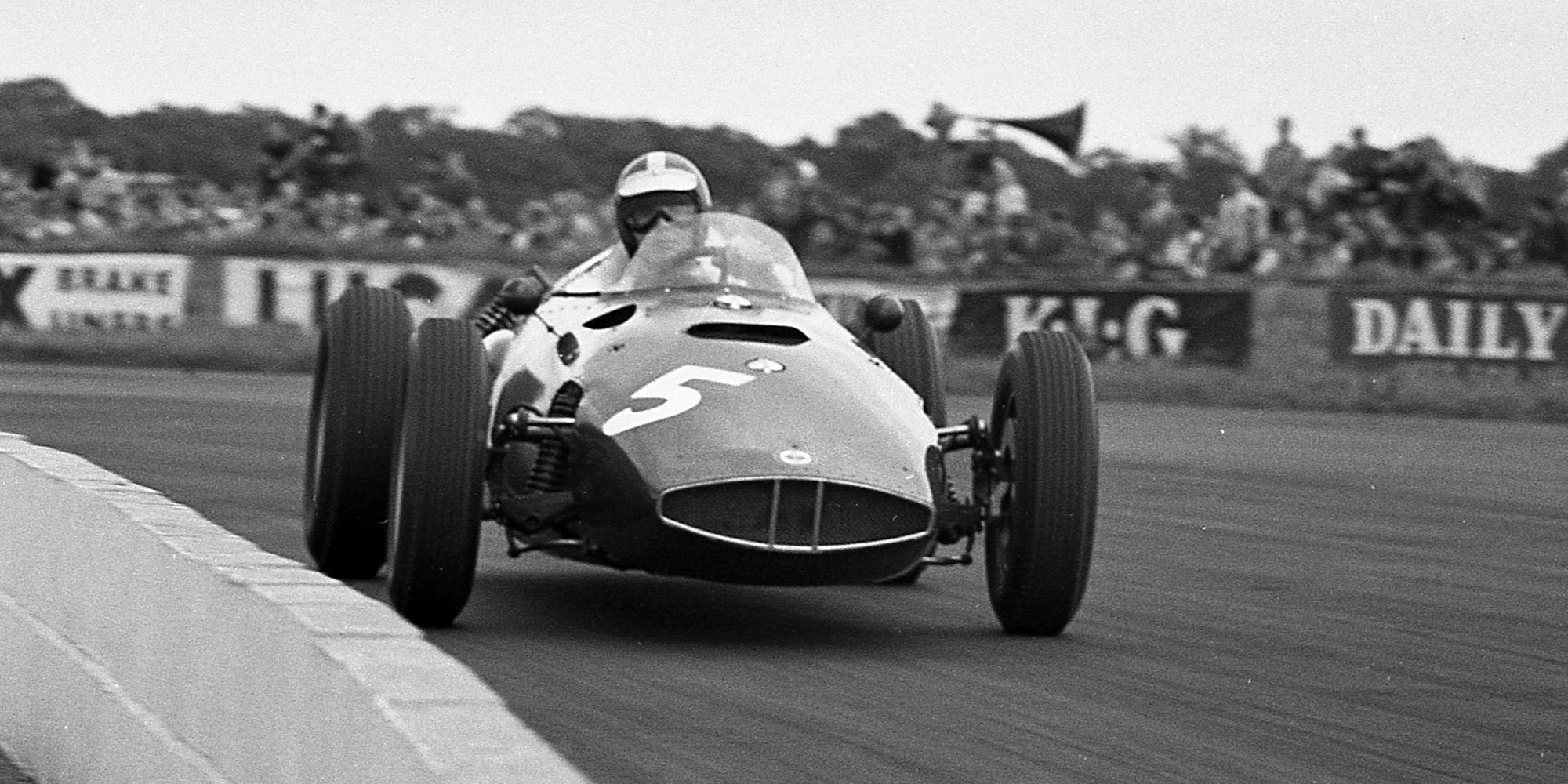 The Ex – Dan Gurney, Only International Race Winning 1960 BRM P48 Formula 1
