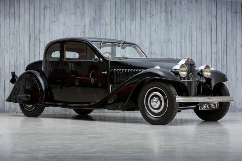 1935 Bugatti Type 57 Ventoux For Sale at William I'Anson Ltd