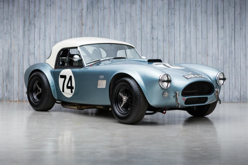 Veteran of the RAC TT at the Goodwood Revival 1965 AC Cobra 289 For Sale at William I'Anson Ltd