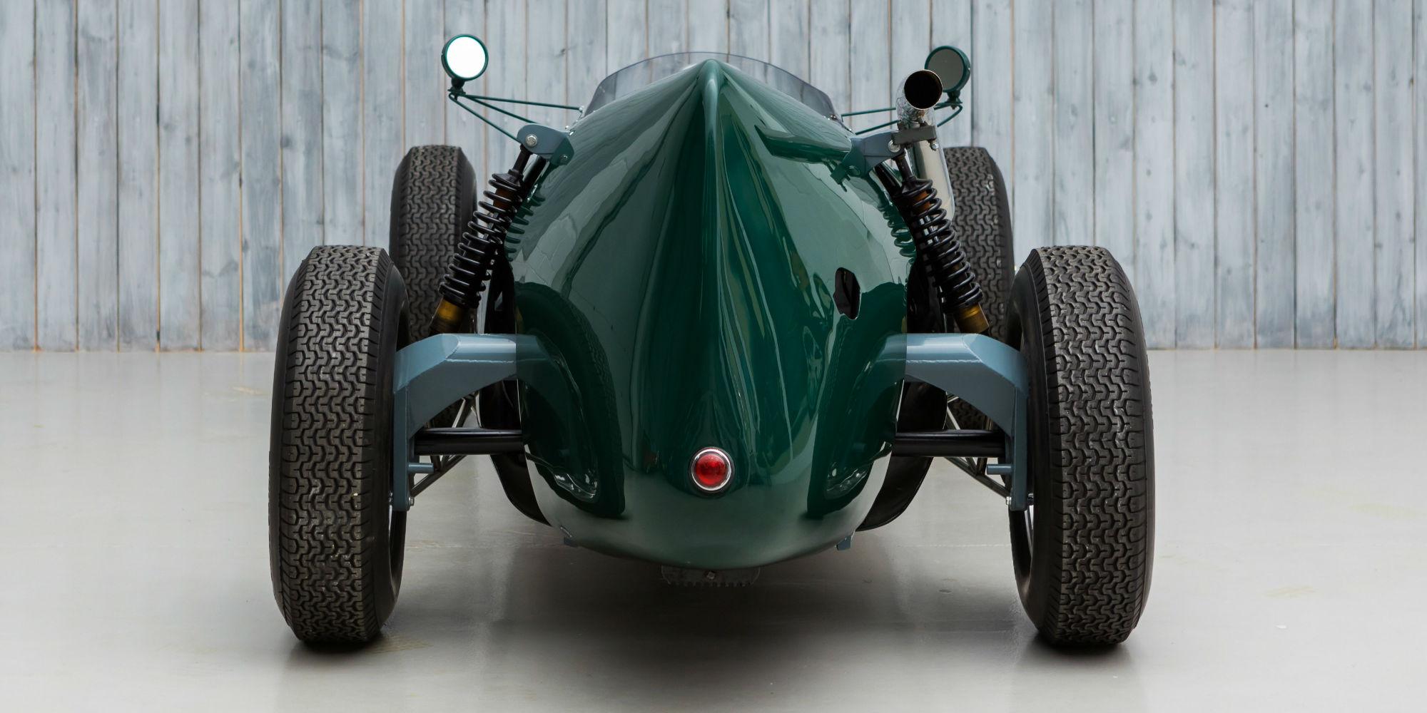 The Ex – U.S. Grand Prix, Monaco Historic Winning 1957 Connaught C-Type Formula 1