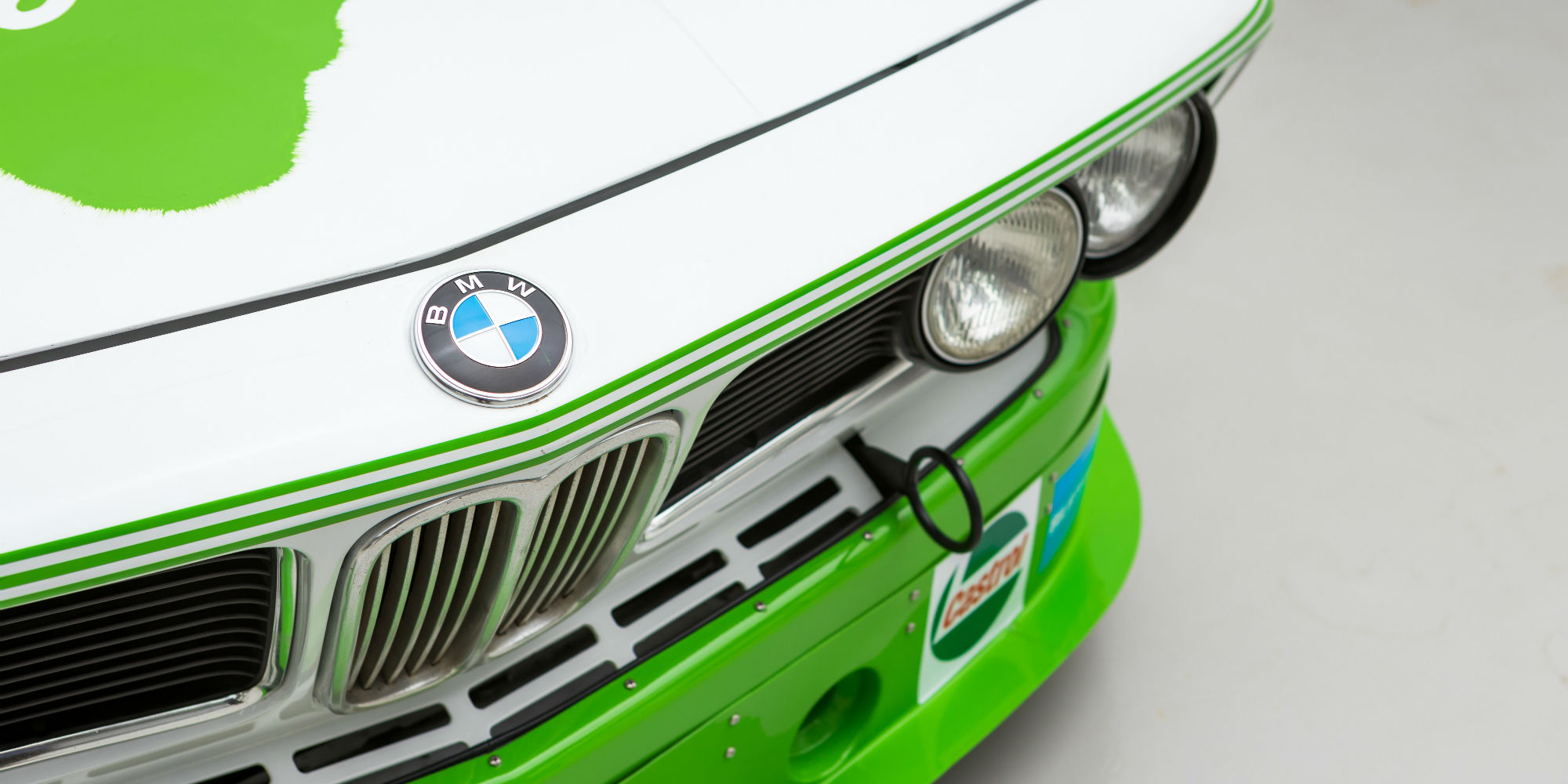 The Ex – Martini, Multiple Nurburgring Winner 1978 BMW 3.0 CSL 'Batmobile' Group 2