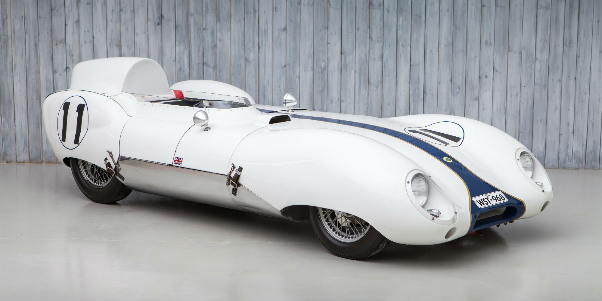 1959 Lotus Eleven Series 2 to Le Mans Specification