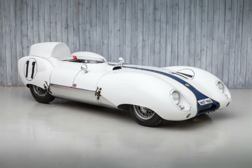 1959 Lotus Eleven Series 2 Le Mans For Sale at William I'Anson Ltd