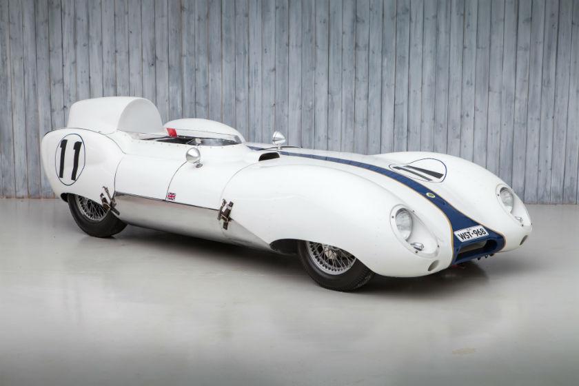 1959 Lotus Eleven Series 2 Le Mans For Sale at William I'Anson Ltd