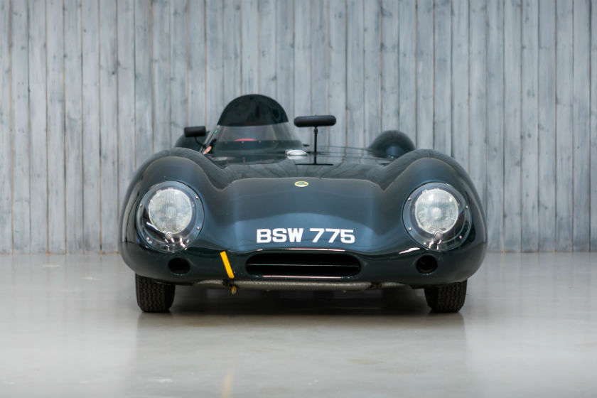 1957 Lotus Eleven Series 2 Le Mans For Sale at William I'Anson Ltd