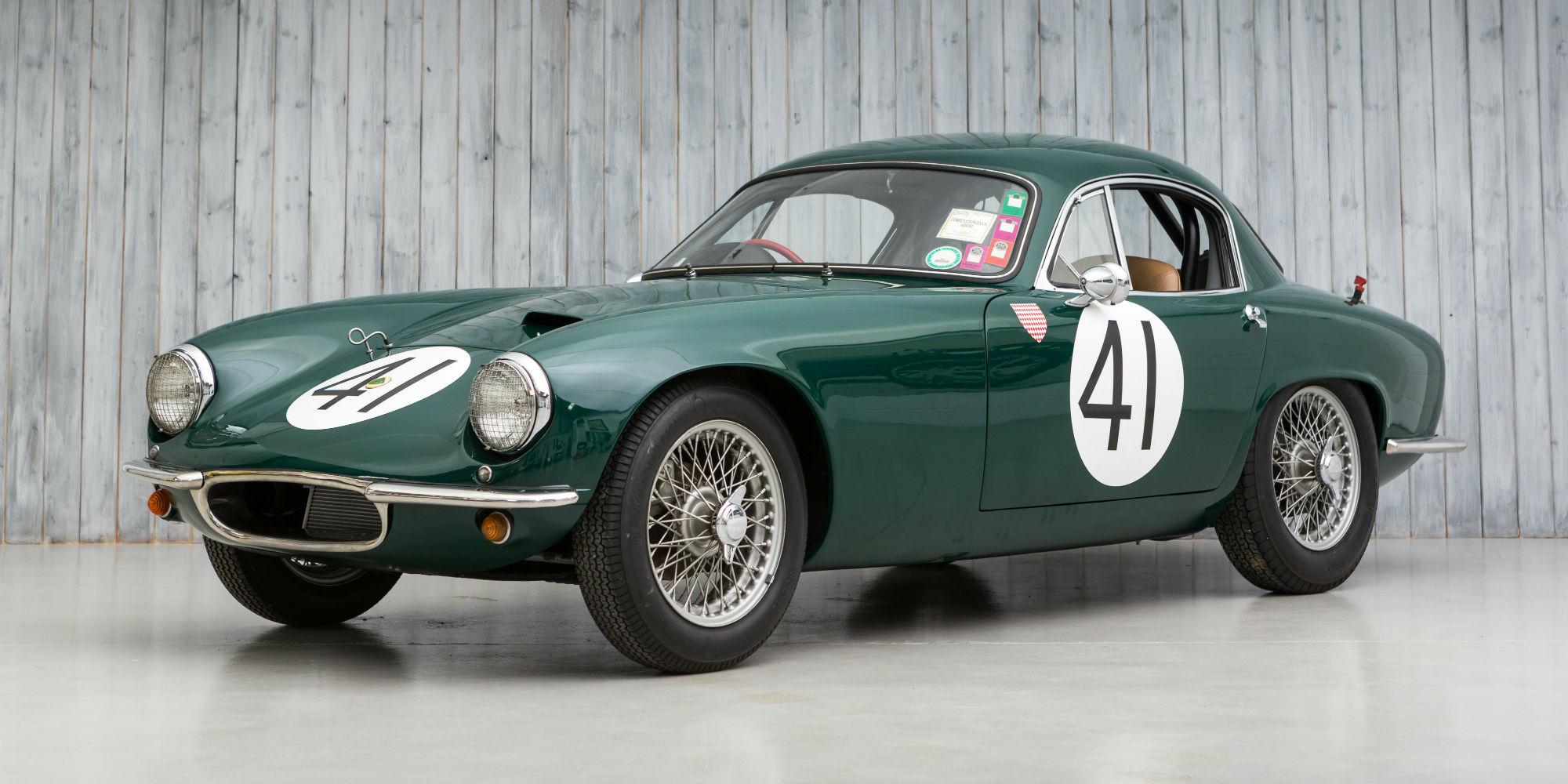 1959 Lotus Elite Series 1