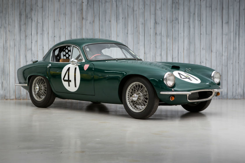 1959 Lotus Elite Series 1 For Sale at William I'Anson Ltd