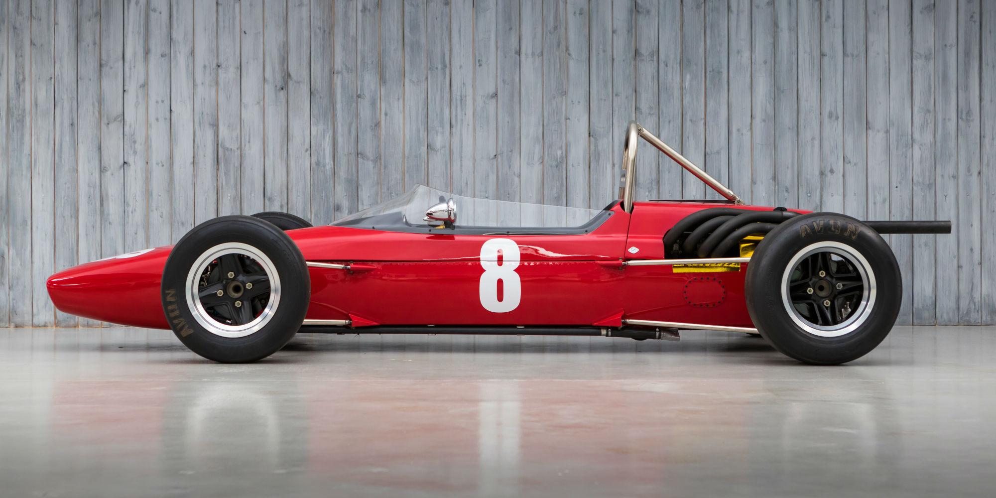 The Ex – Piers Courage 1967 McLaren M4A Formula 2