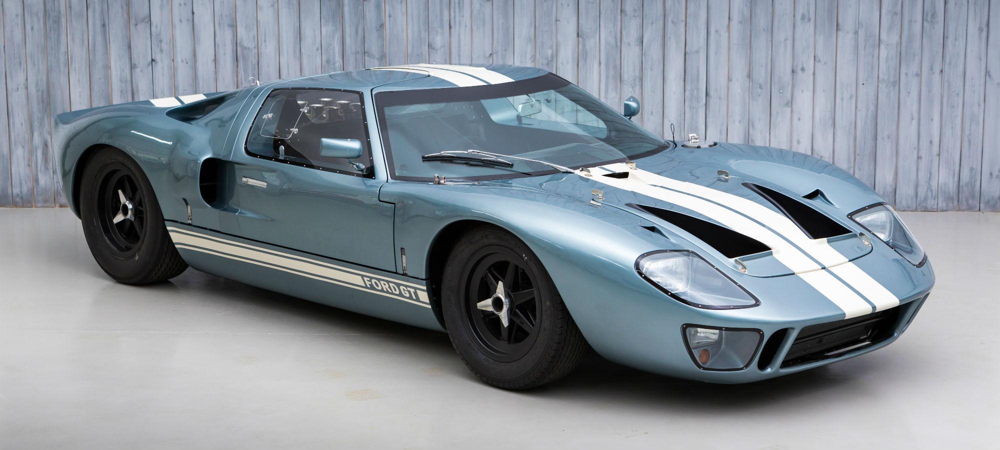 Gelscoe GT40