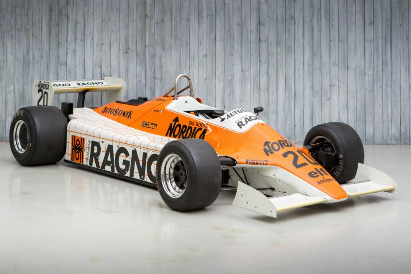 1982 Arrows A4 Formula 1 For Sale at William I'Anson Ltd