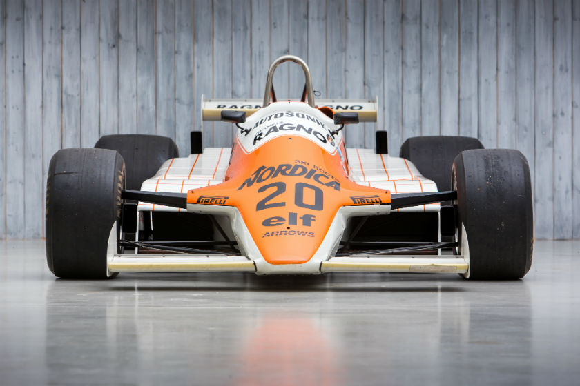 1982 Arrows A4 Formula 1 For Sale at William I'Anson Ltd