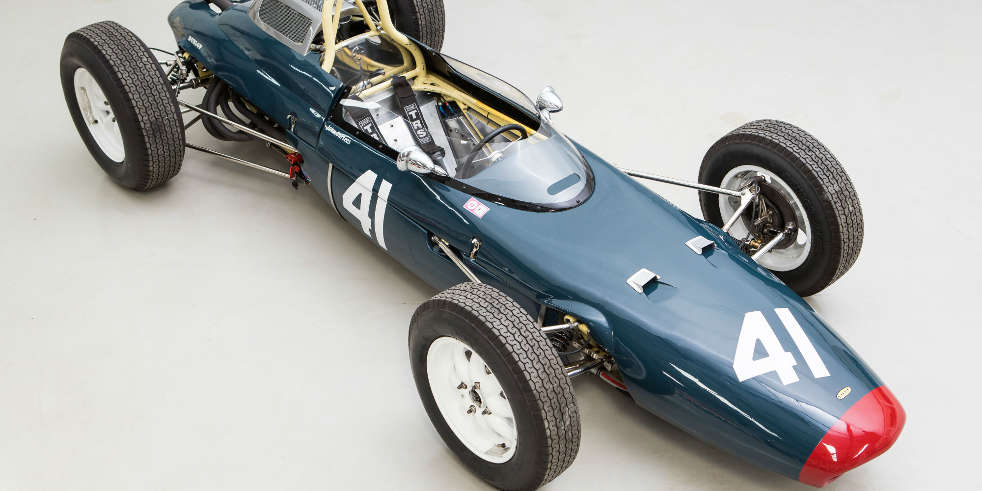 The Ex – John Surtees 1962 Lola Mk4 Formula 1
