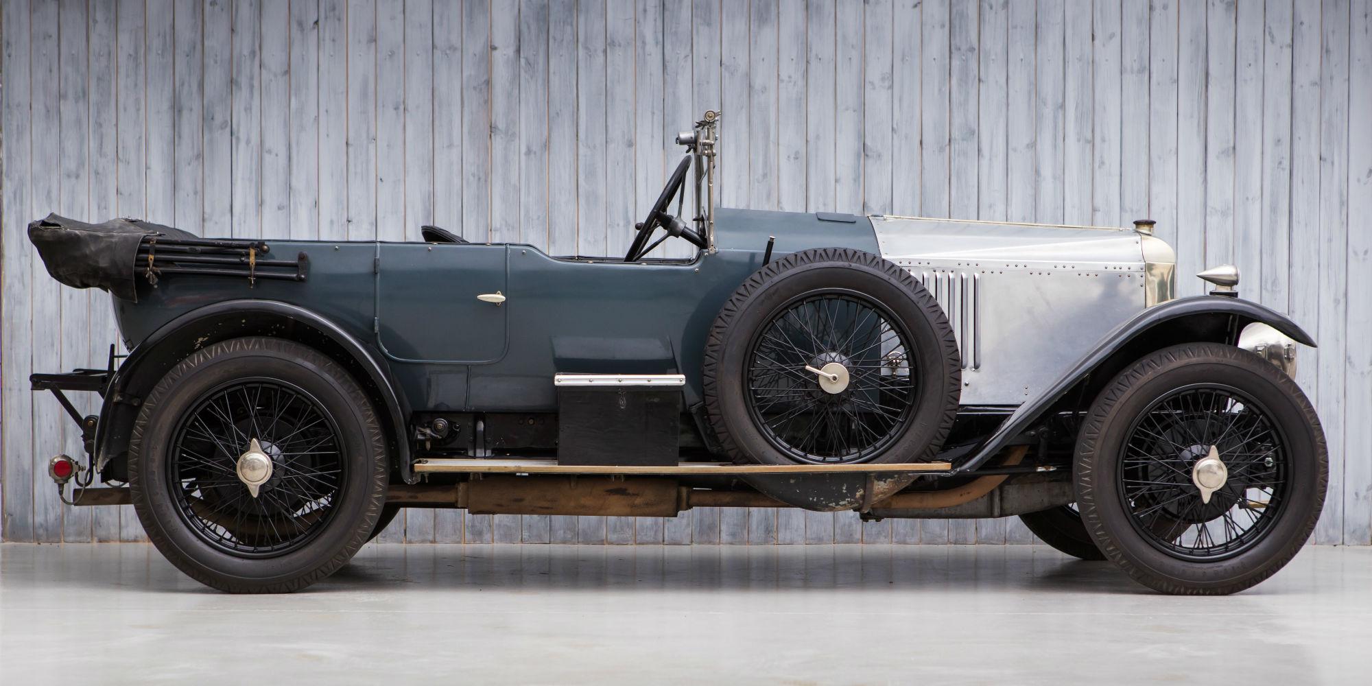 The Ex – Humphrey Milling 1924 Vauxhall 30-98 Velox Tourer