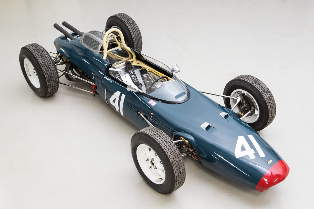 The Ex - John Surtees 1962 Lola Mk4 Formula 1 For Sale at William I'Anson Ltd