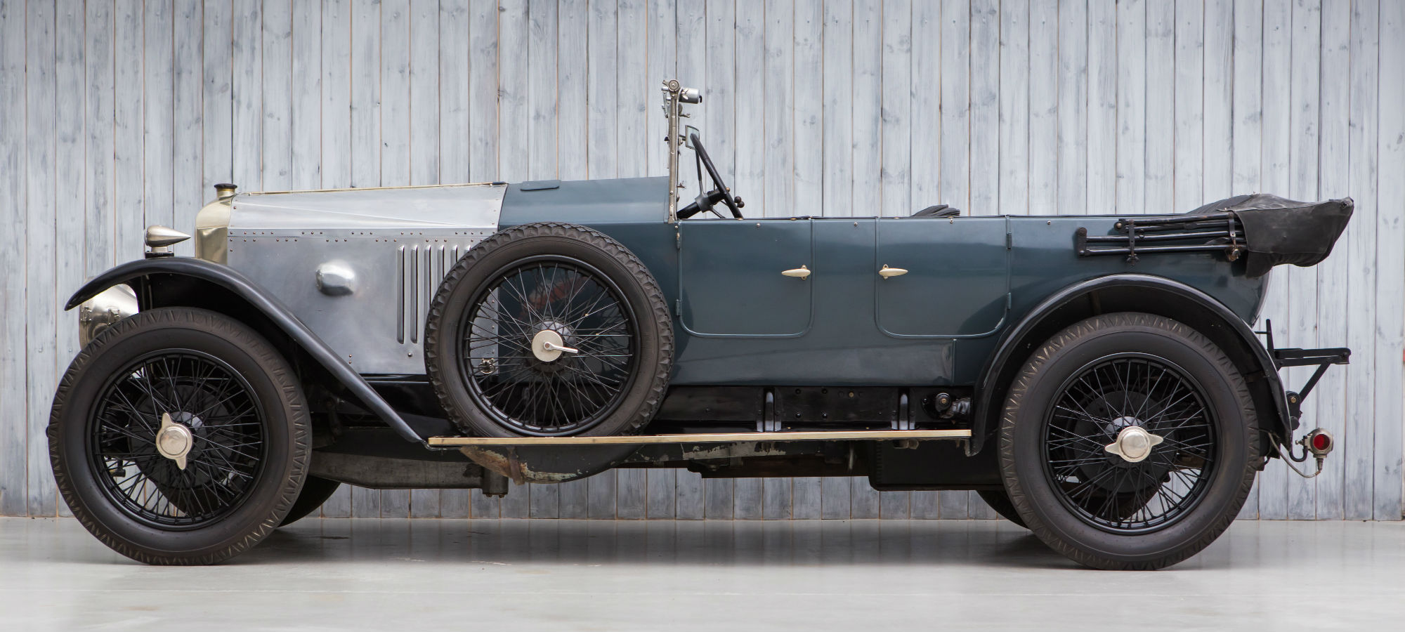 The Ex - Humphrey Milling 1924 Vauxhall 30-98 Velox Tourer