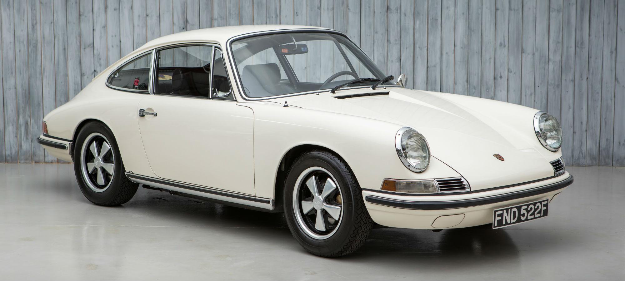 1968 Porsche 911 S 2.0 SWB