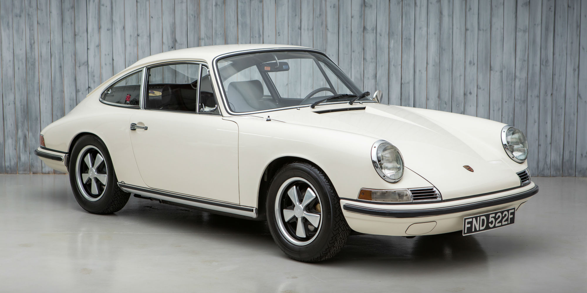 1968 Porsche 911S 2.0 SWB For Sale   William I'Anson Ltd