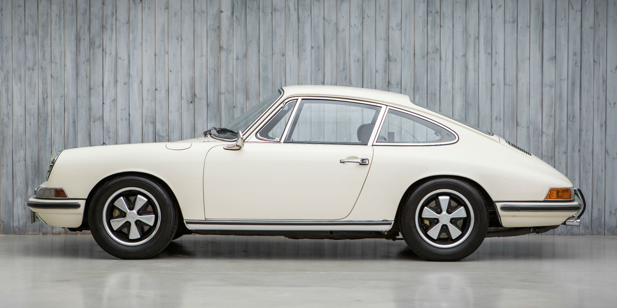 1968 Porsche 911S 2.0 SWB