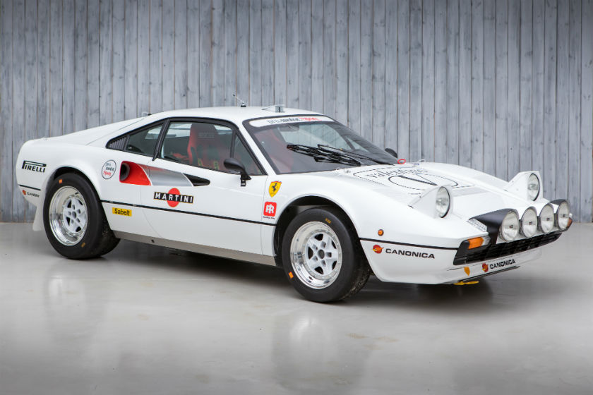 1978 Ferrari 308 GTB Group B For Sale at William I'Anson Ltd