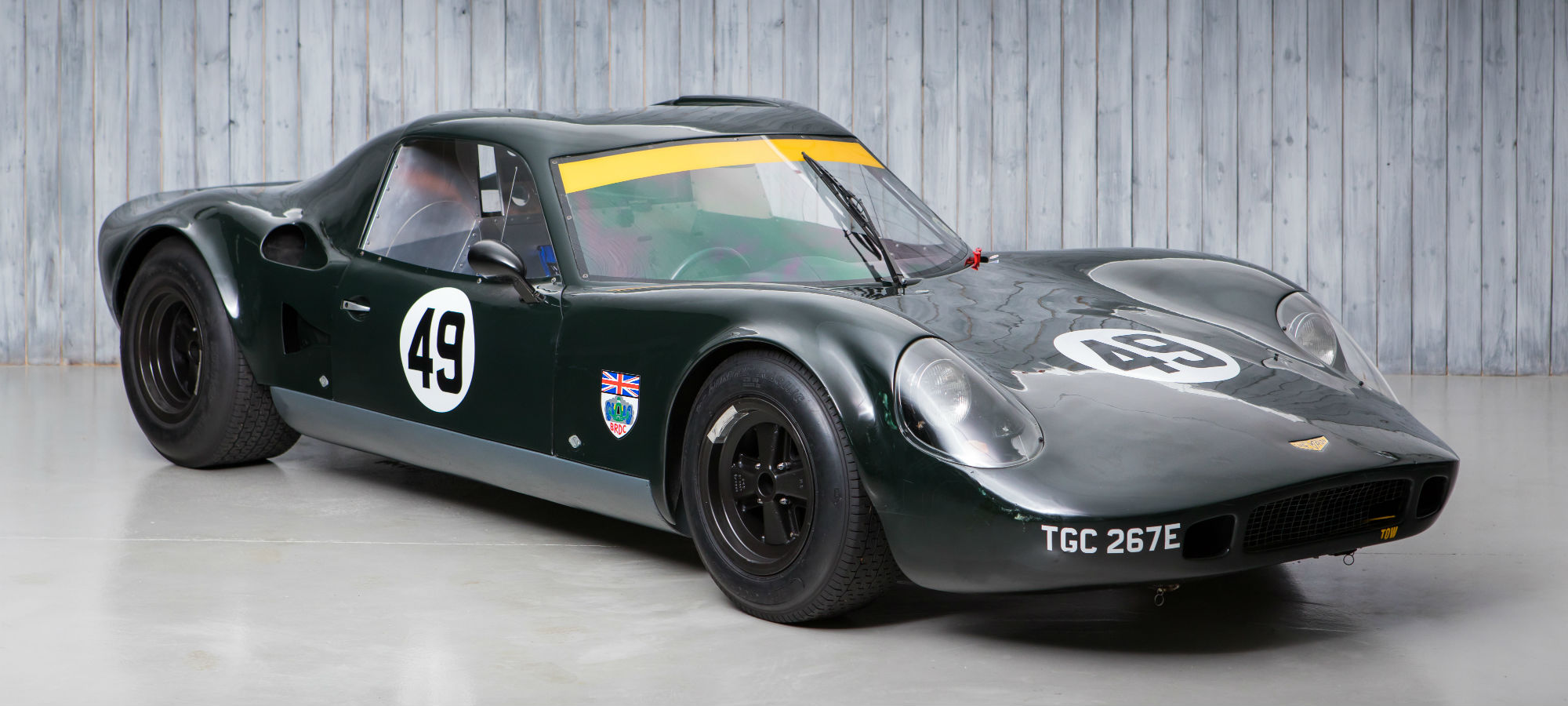 The Racing Car Show, Multiple World Championship Participant, In The Current Ownership Since 1984, 1966 Chevron B6