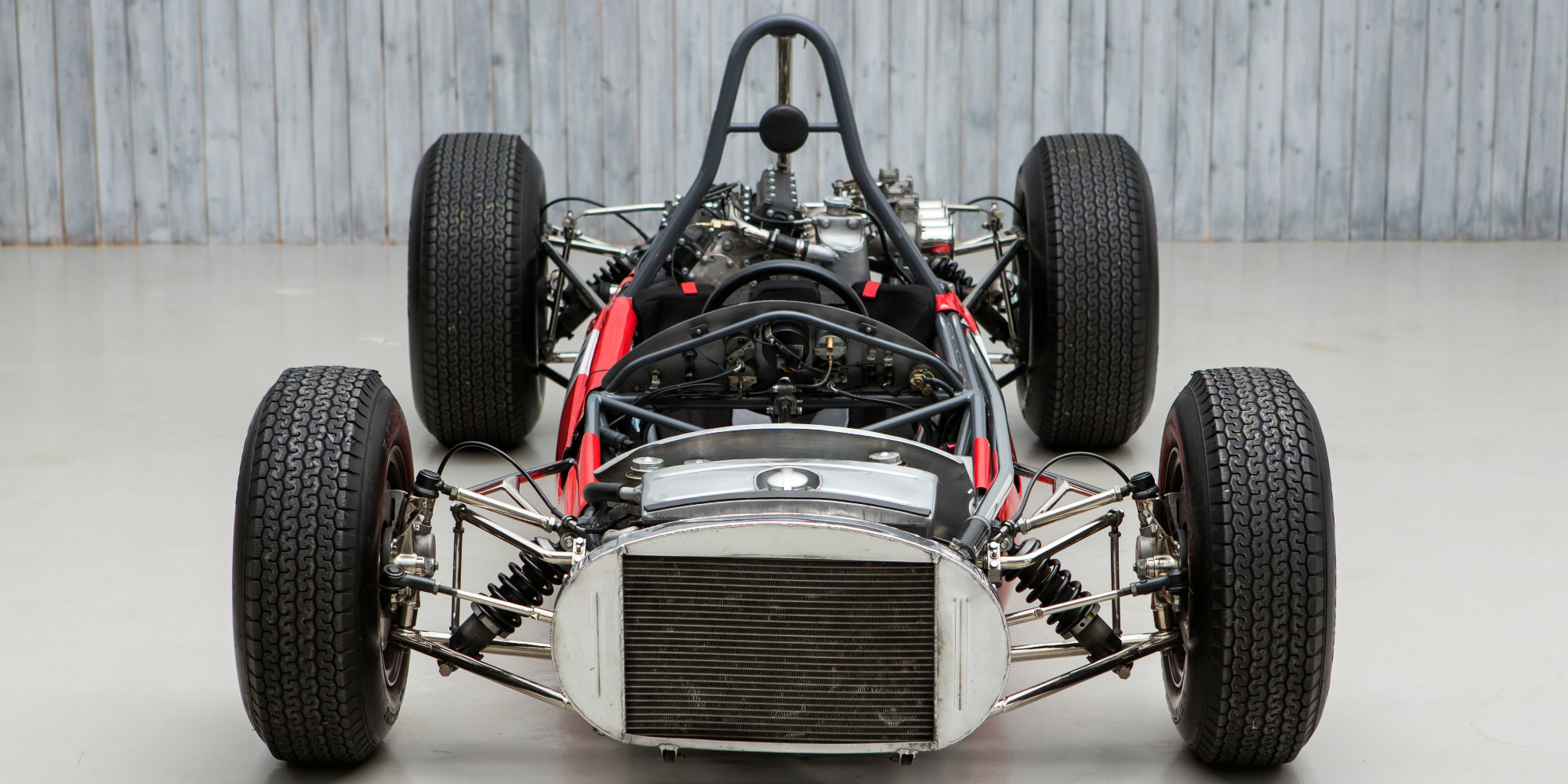 The Ex – Charles Vögele 1963 Brabham BT4