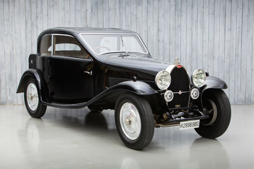 1928 Bugatti Type 44 Profilé Aérodynamique by Gangloff For Sale at William I'Anson Ltd