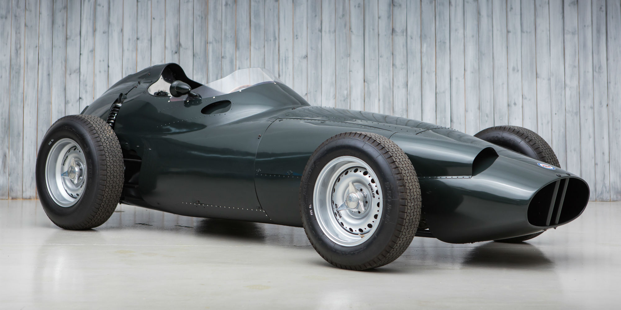 BRM P25 Formula 1