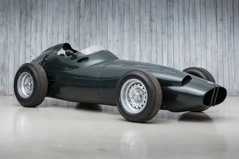 A Multiple Winner in Historic Racing from 1978, BRM P25 Formula 1 For Sale at William I'Anson Ltd