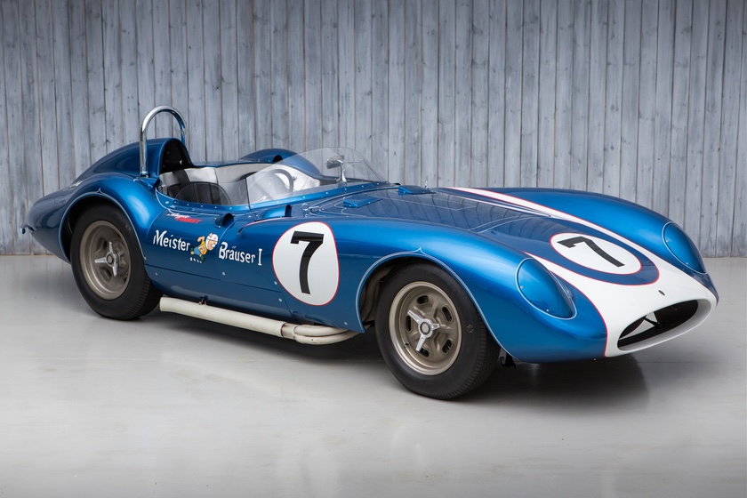 The Meiser Brauser I Scarab MkII Recreation For Sale at William I'Anson Ltd